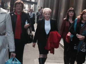 Can Roseanne Beckett's legal team prove malicious prosecution?