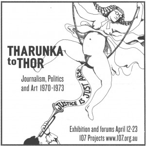 THARUNKA to THOR – Journalism, Politics and Art 1970–1973