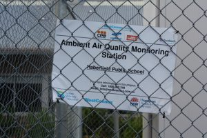 Nitrogen Dioxide spikes at Haberfield School – an Ecotech error or a national exceedance?