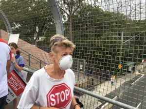 Why won't the NSW government investigate high levels of  dangerous PM 2.5 at Haberfield school?