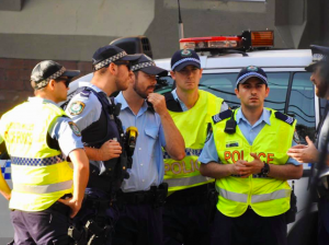 Murdoch Newscorp Lie-In Protest